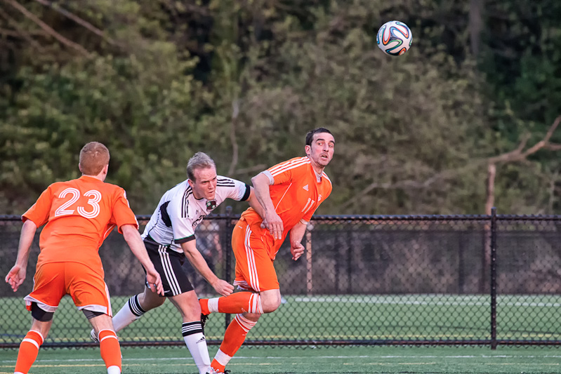 West Van FC vs. Richmond Hibernians - Provincial Cup April 17, 2015