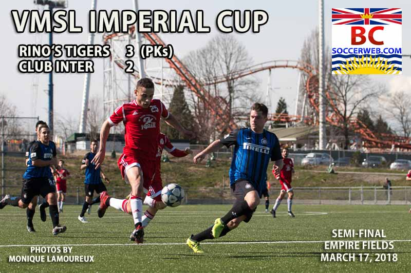 PHOTOS: VMSL IMPERIAL CUP SEMIFINAL, Rino's Tigers 3, Club Inter 2 (PKs), March 17, 2018