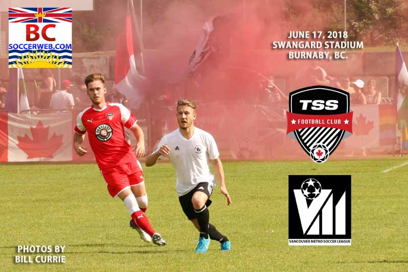 FRIENDLY: TSS Rovers vs. VMSL All-Stars, June 17, 2018