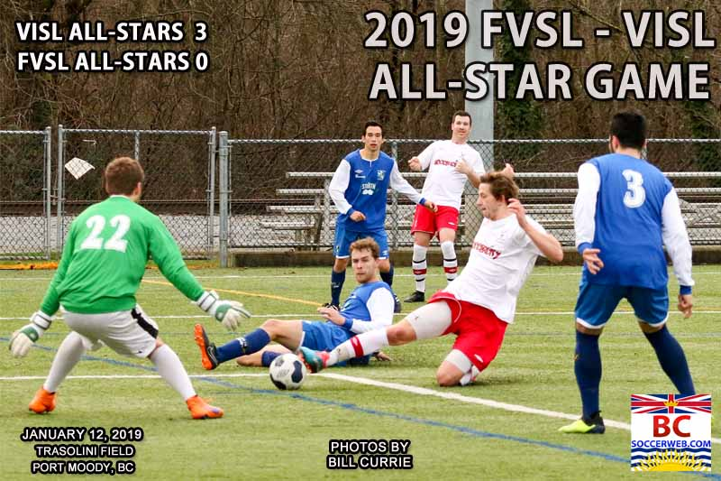 2019 FVSL-VISL All Star game